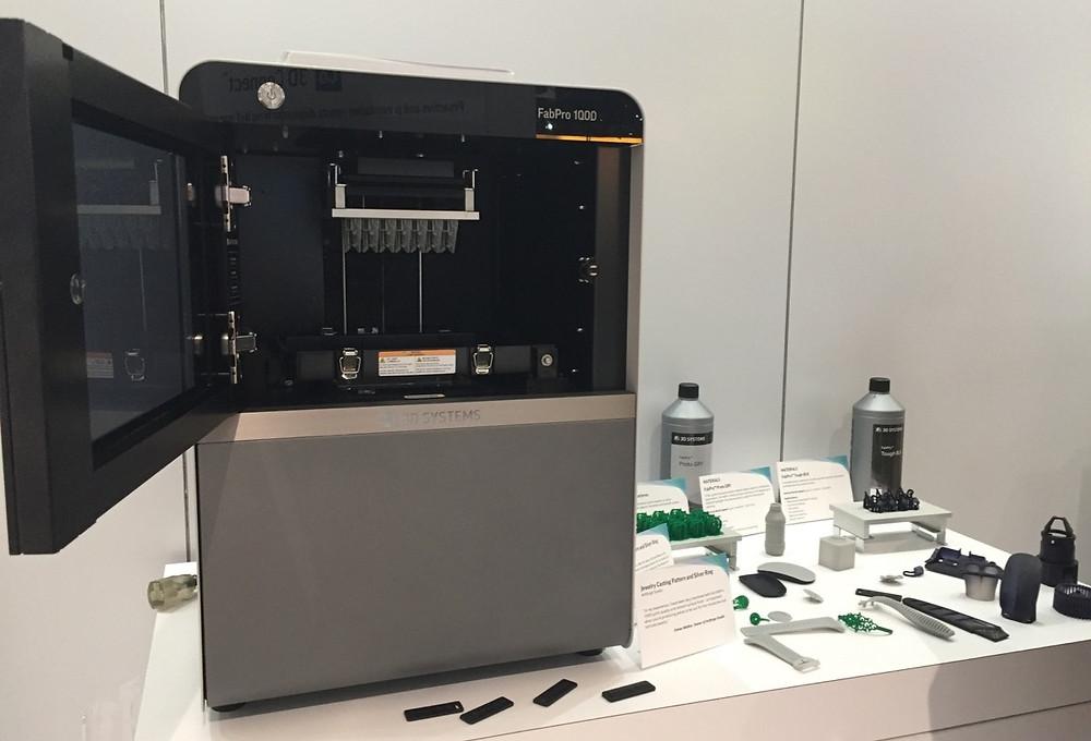 3д принтер FabPro 1000 купить в Украине, цена