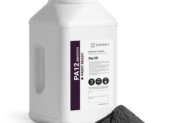 Порошок Sinterit PA12 Smooth PRINT READY – 2 kg / 4 [l]