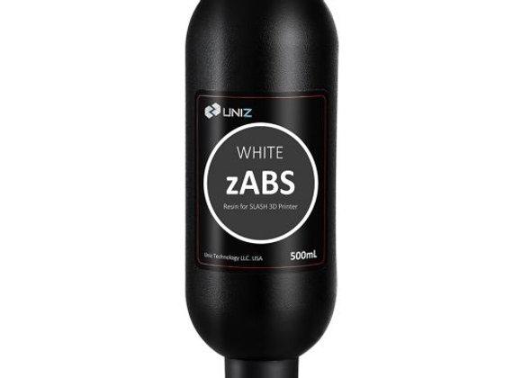 Фотополимерная смола Uniz zABS WHITE