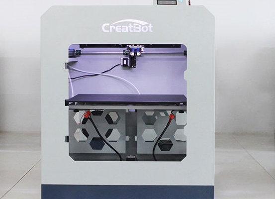 3D принтер CreatBot D600 купить в Украине, цена, обучение