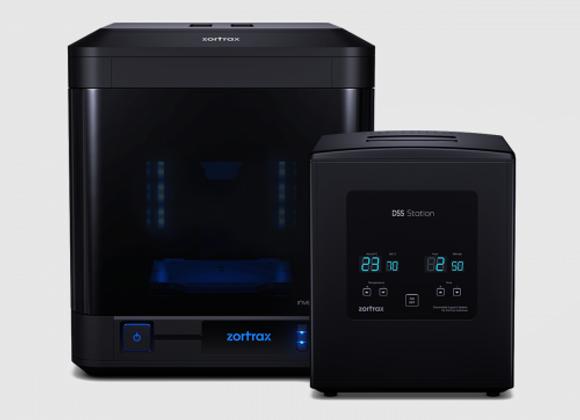 3D принтер Zortrax Inventure & DSS станцией