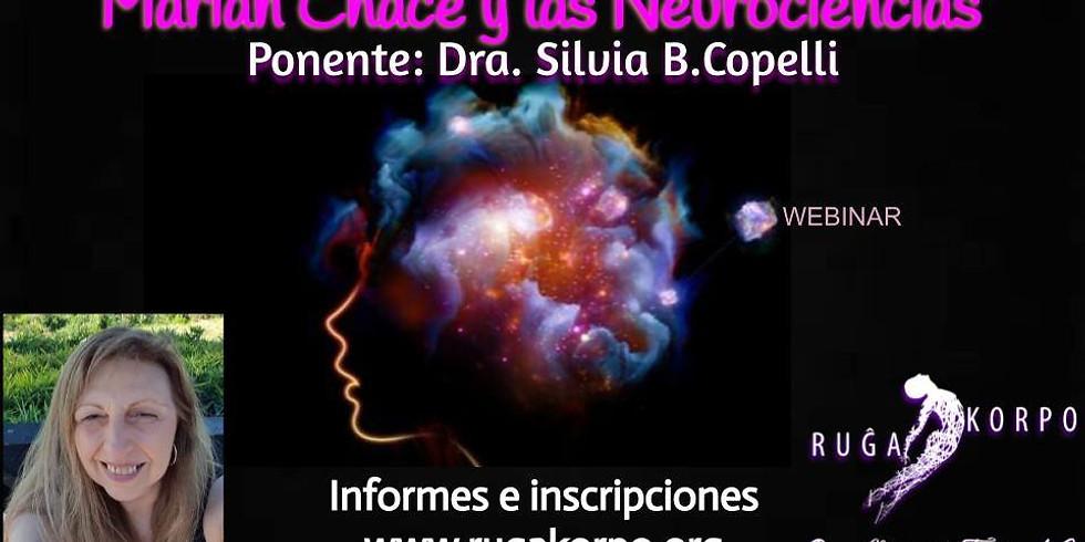 Webinar Marian Chace y la Neurociencias