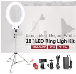 Dimmable Ring Light