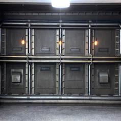 industrial wall 3