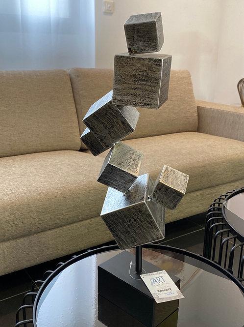 Statue cubes