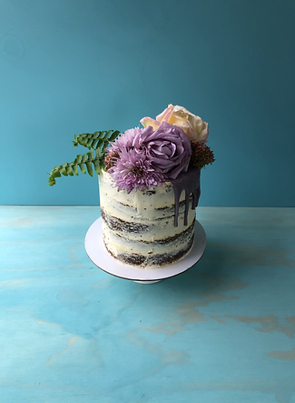 Blooming Lovely Cake