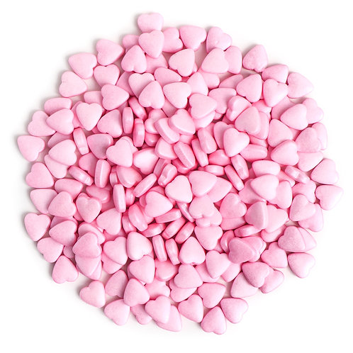 PEARL PINK HEARTS