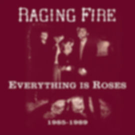 Nashville alt rock band Raging Fire