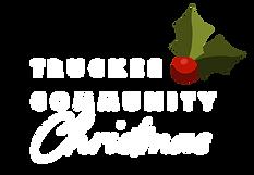 truckee community christmas logo revamp