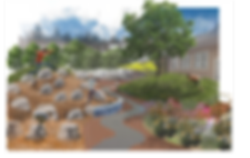 Downtown Truckee Park Project Rendering 1