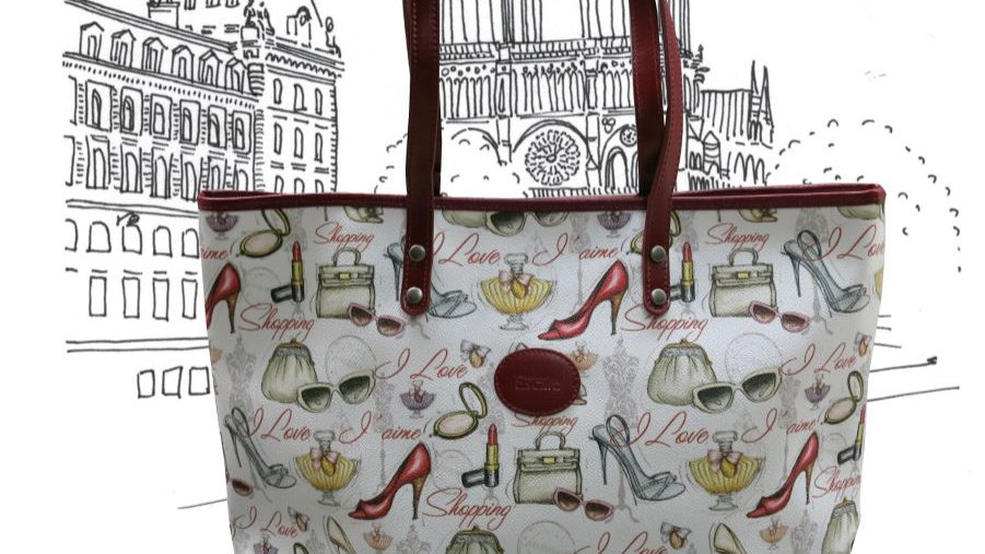 Tote Bag Fashion Escale Haute Couture