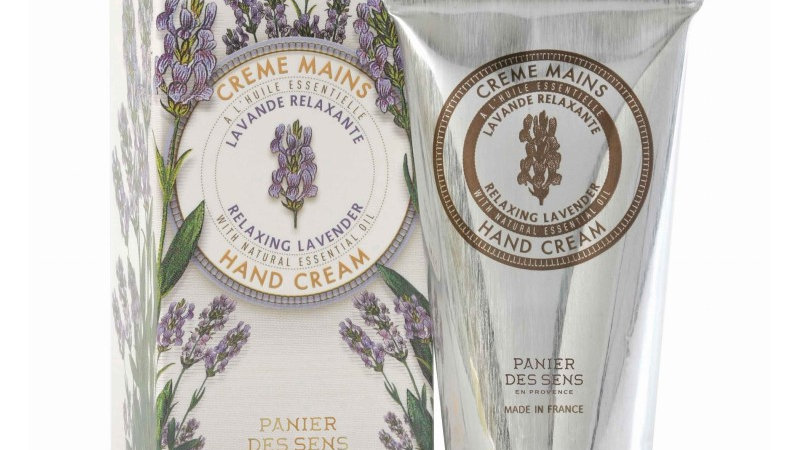 Hand Cream Lavender, Rose or Provence (75ml)