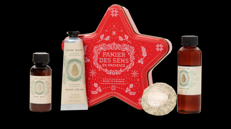 Limited Edition Smoothing Almond Star Box