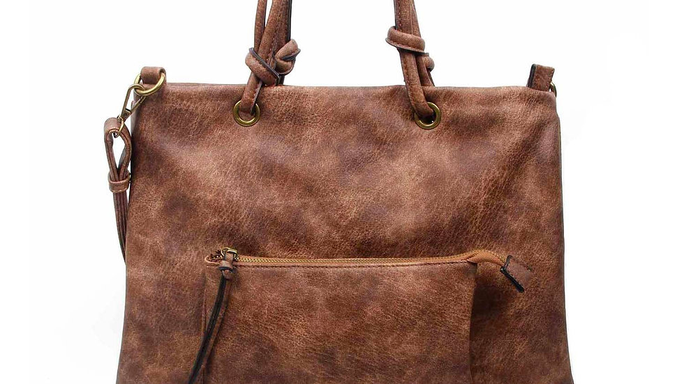 The Addison Tote Vegan Collection