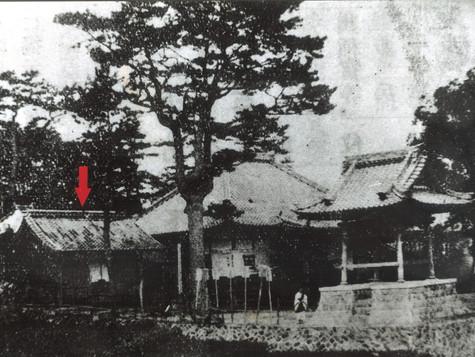 震災前の宗徳寺