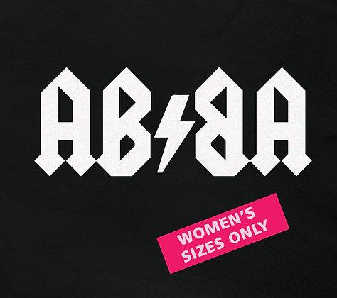 AC-ABBA-DC (Ladies V-Neck)