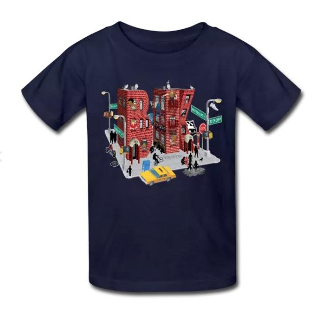 Rekanize BK Apts T-shirt