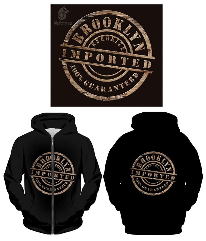 Brooklyn Imported Hoodie