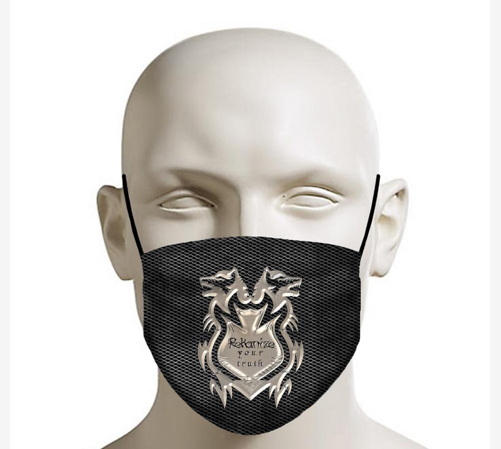 Rekanize crest face mask