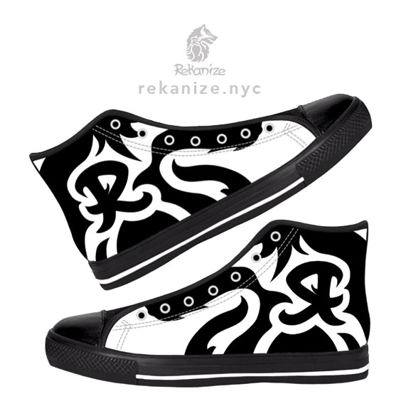 Rekanize Wolf High Tops