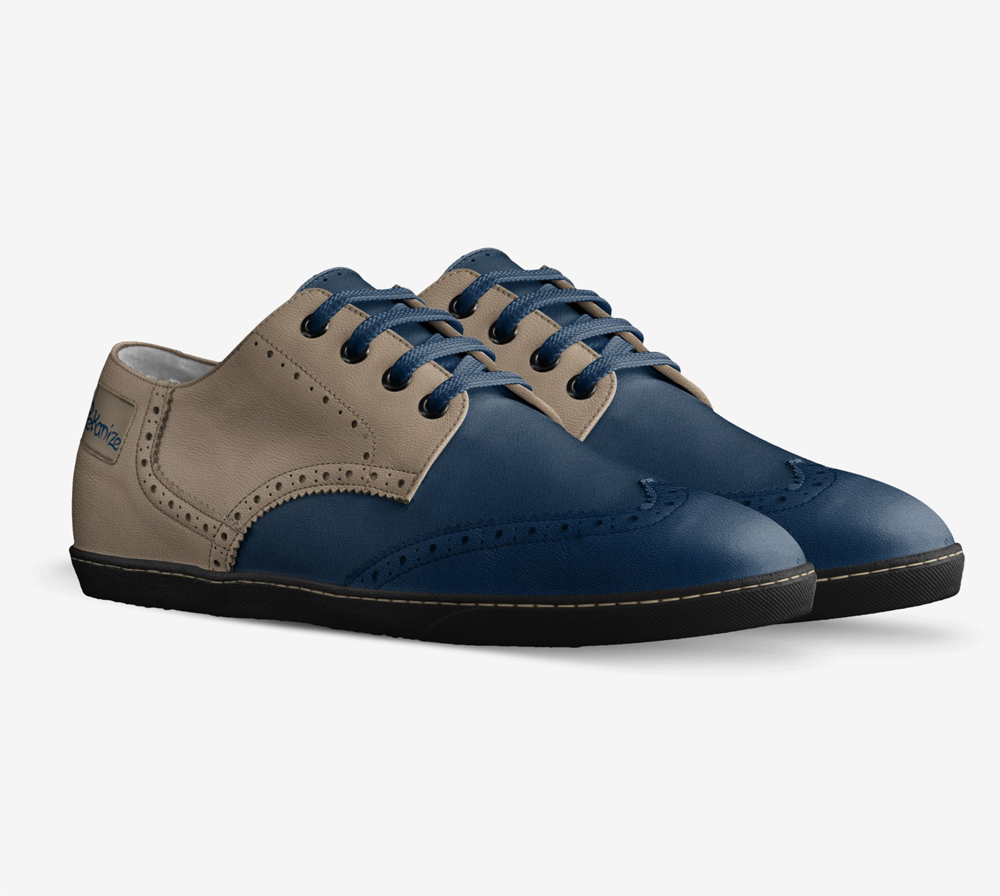 Rekanize Edsons unisex oxford dress shoe