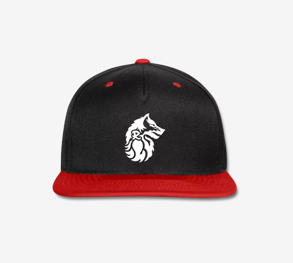 Rekanize Snapback Black and Red and other colors