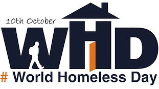 World Homeless Day logo general transpar