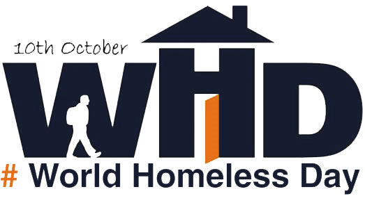 World Homeless Day logo general transpar