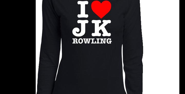 Women's Long Sleeve J.K. Rowling T-Shirt