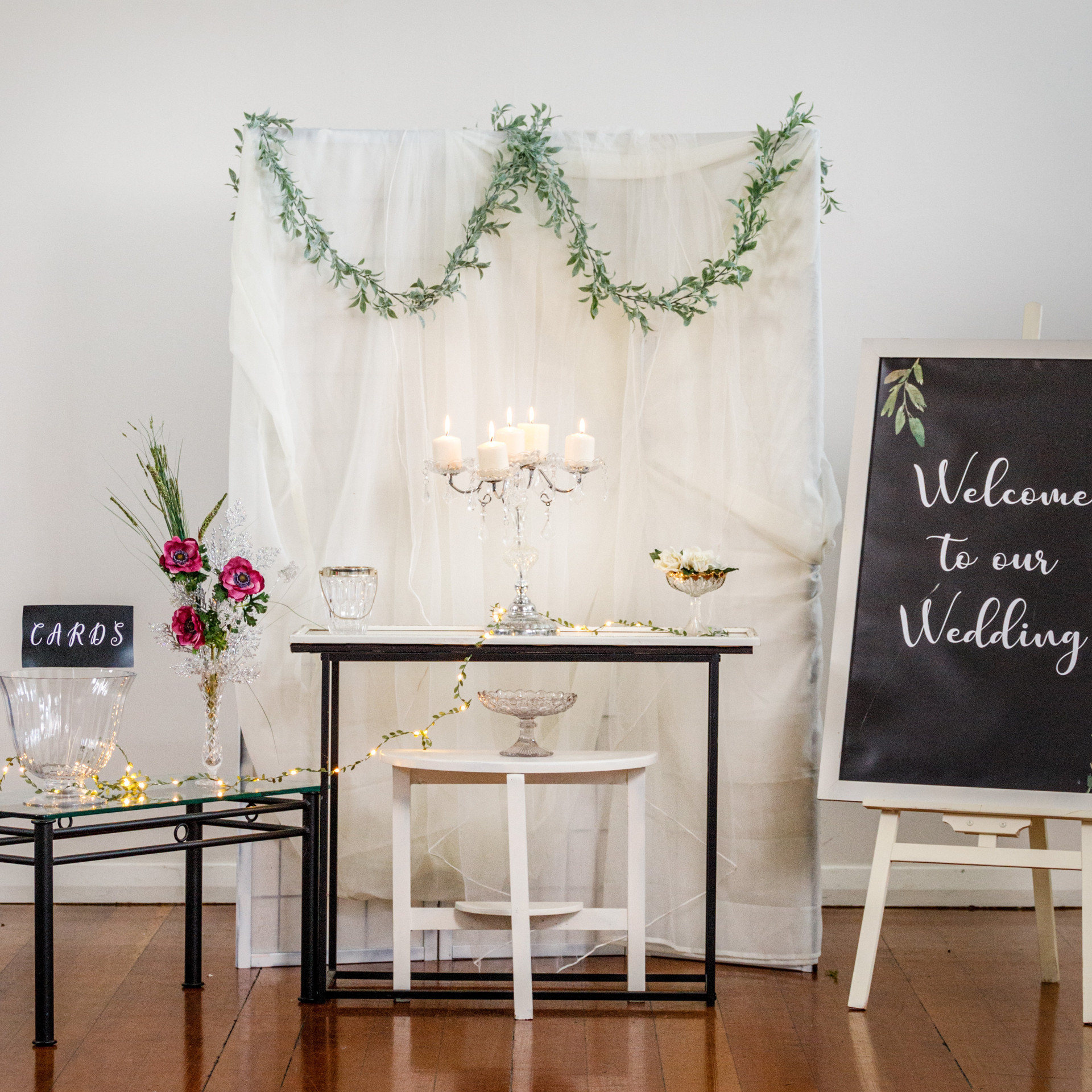 Crystal Palace Wedding Package