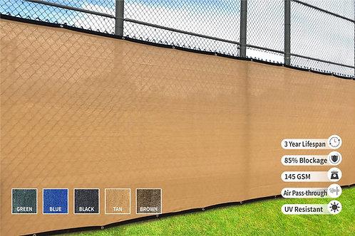 HEAVY DUTY 6' x 200' (4 Pcs) Privacy Fence Screen 85% Blockage