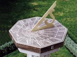 Cadran solaire Lente Hora