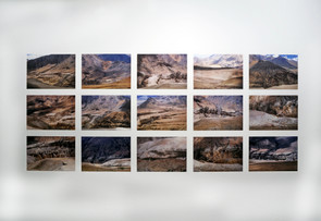 """Solo show, """"Slower Than This"""": Flashpoint Gallery, Washington DC, USA. 2012"""
