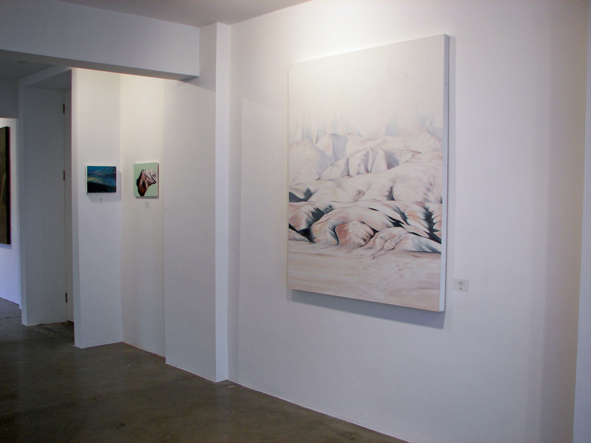 Gilchrist-Fisher Landscape Painting Award: Rebecca Hossack Gallery, London, UK