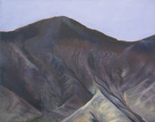 Foothill, Oil on Canvas, 10x8 inches