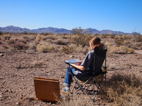 Residency in Death Valley, USA