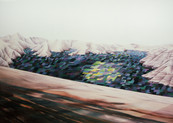 The Sirens, Oil on Canvas, 10ftx7ft