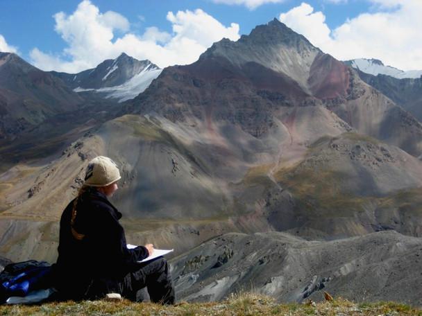 Working in Kyrgyzstan