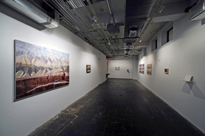 """Solo Exhibition. """"Slower Than This"""": Flashpoint Gallery, Washington DC, USA. 2012"""