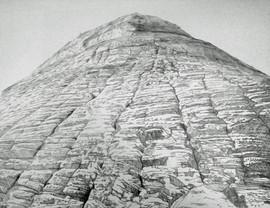 Arizona Mount, Pencil on Paper, 80x60 cm