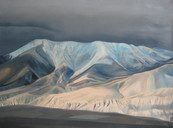 Jarkot, Oil on Canvas, 40x30 inches