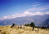 Working in Himalaya