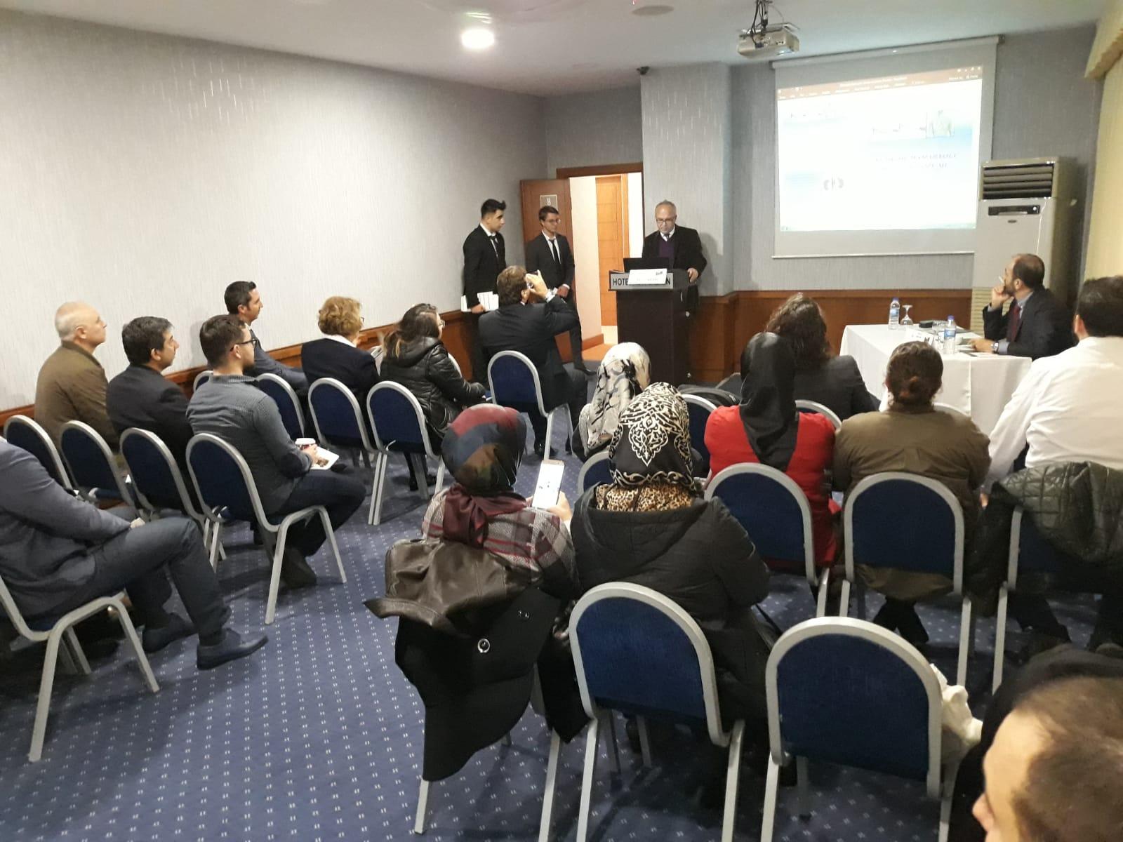 Orta Karadeniz (Giresun) Toplantısı
