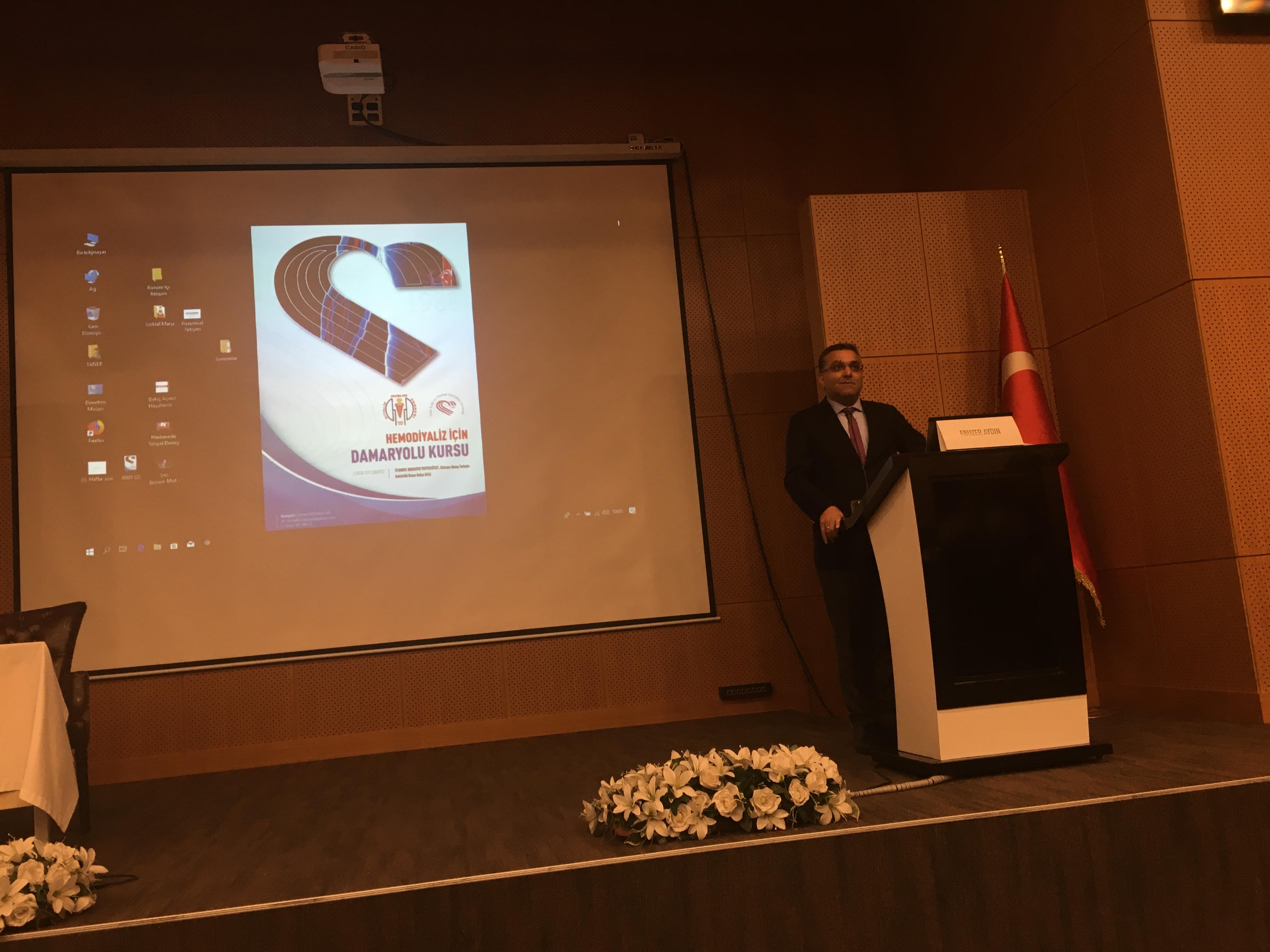 Doç. Dr. Ebuzer Aydın