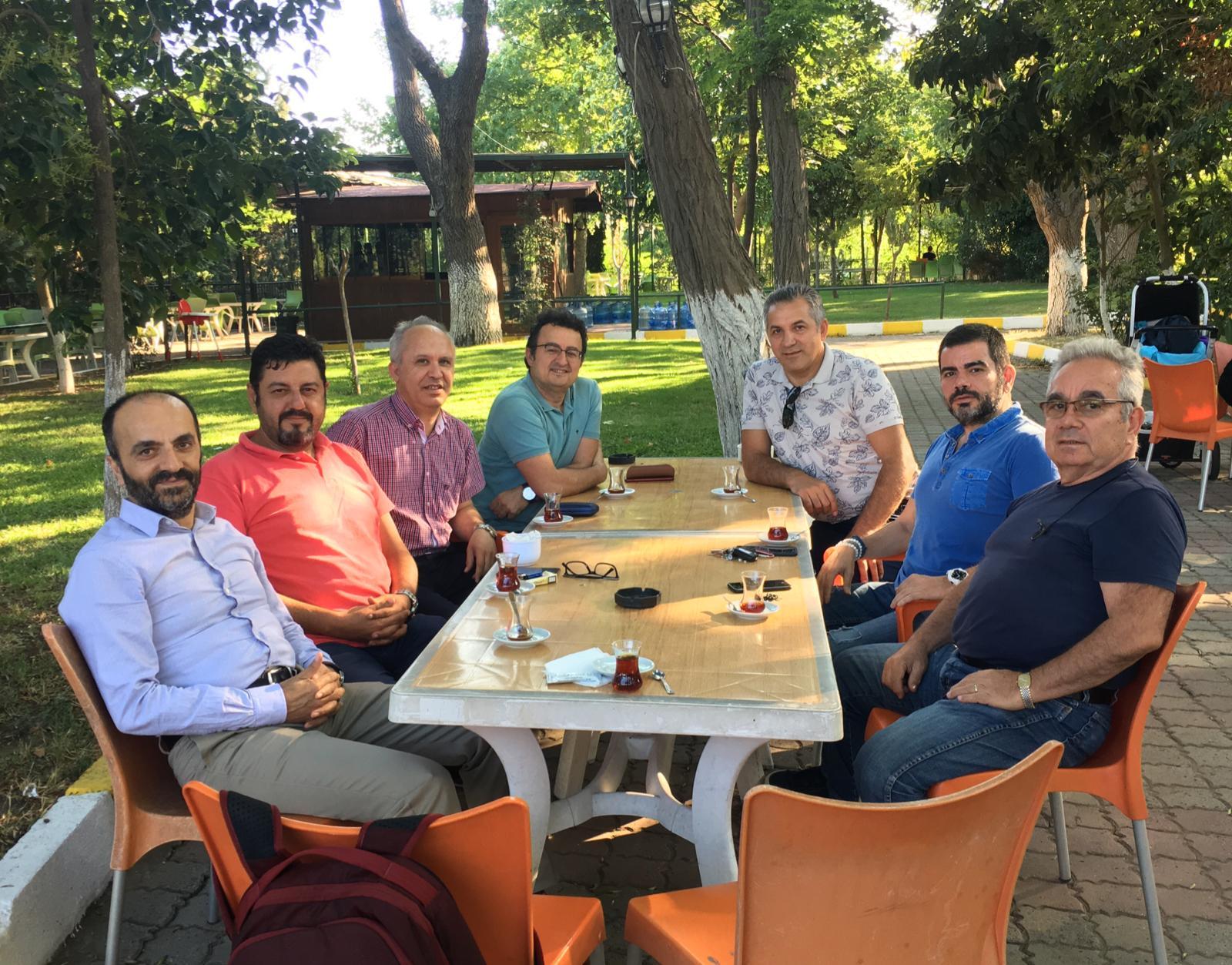 Sektör Çalışma Grubu İlk Toplantısı
