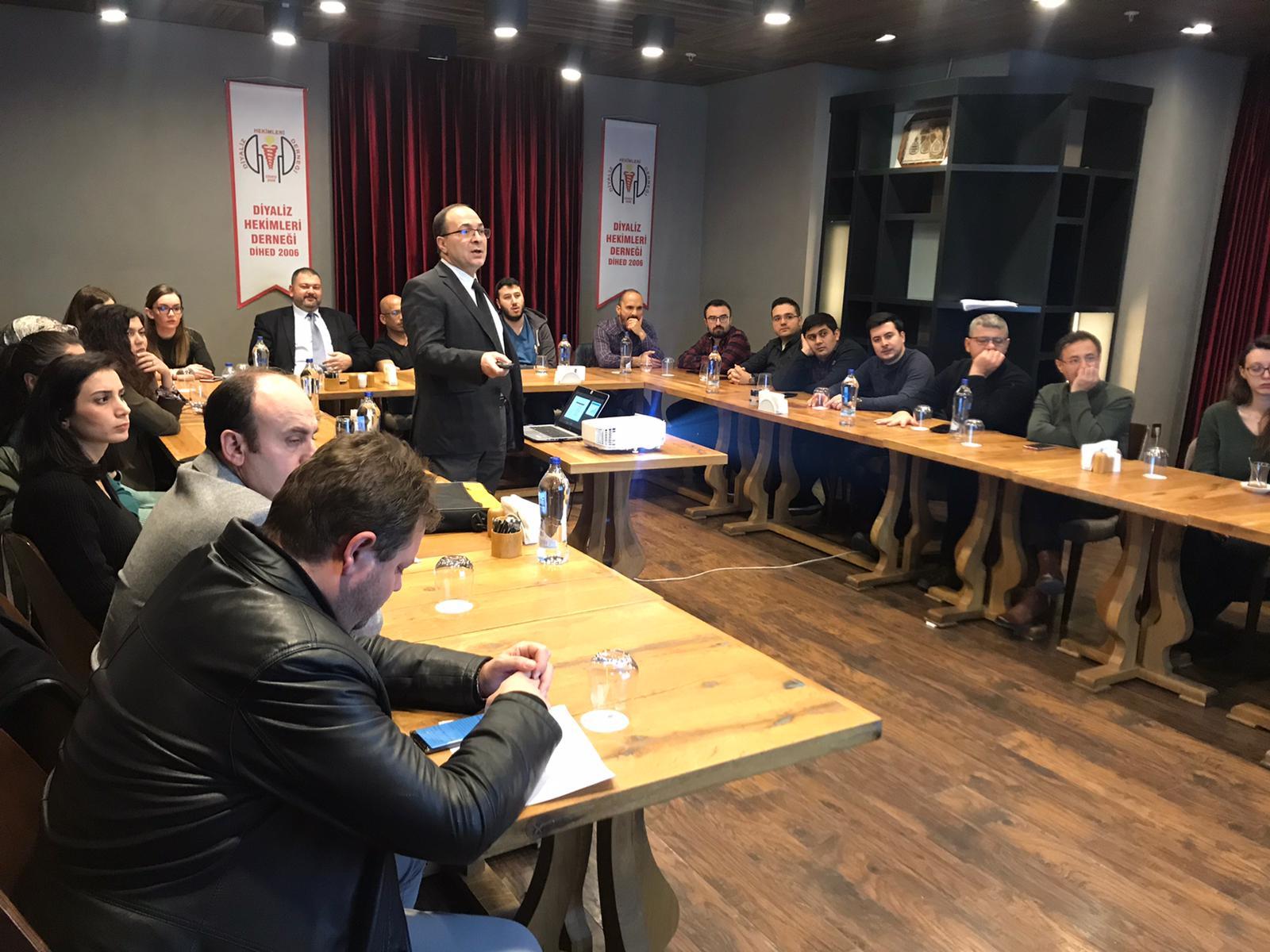 Kayseri Eğitim Toplantısı