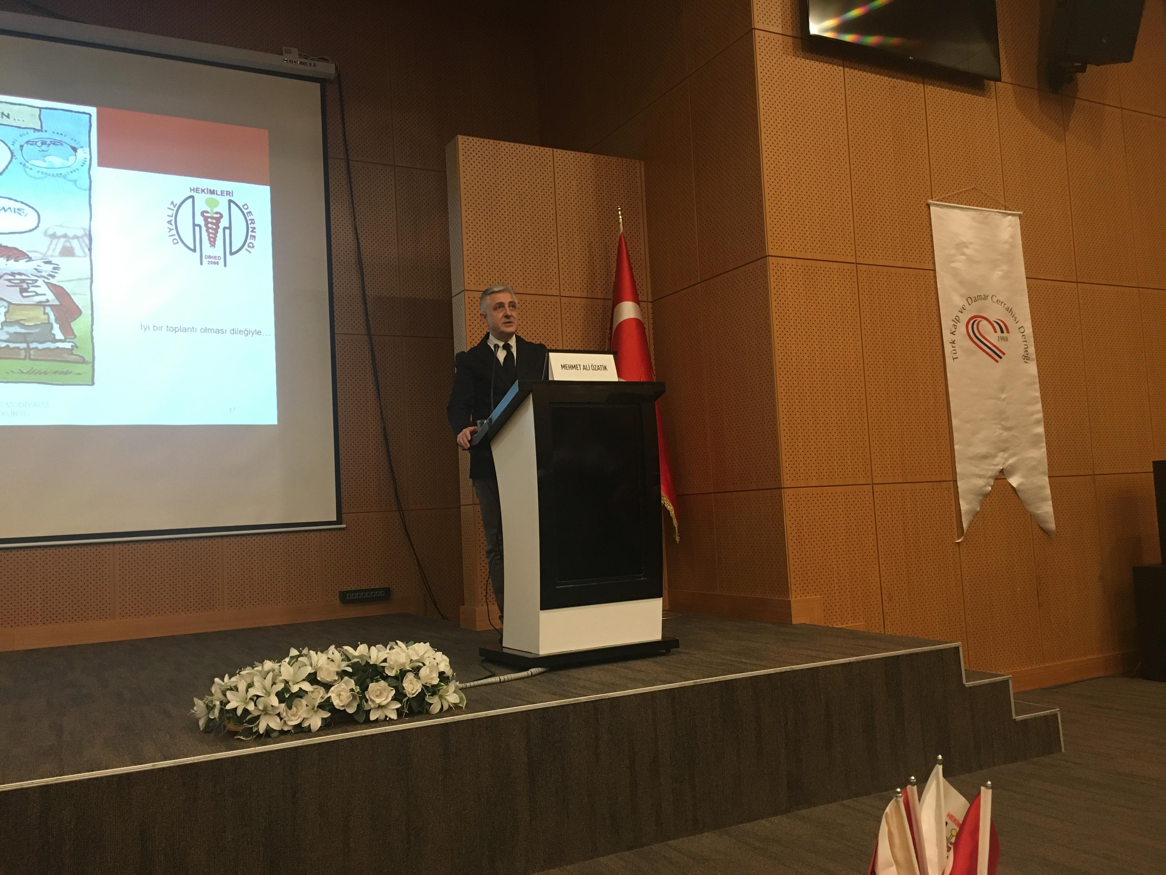 Prof. Dr. Mehmet Ali Özatik