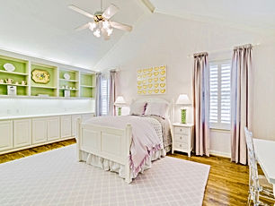 Bedroom Organization, Dallas, Texas; professional home organizing, Jenny Dietsch