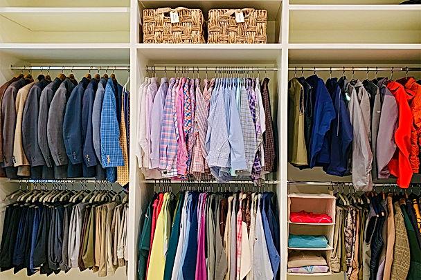 Closet organization, Jenny Dietsch, luxury closet, home organizer, University Park