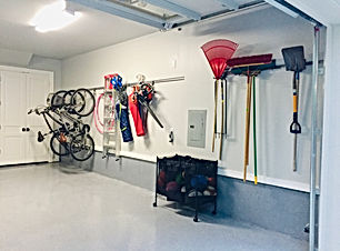 Garage organization, Jenny Dietsch, Getting it Done Organizing